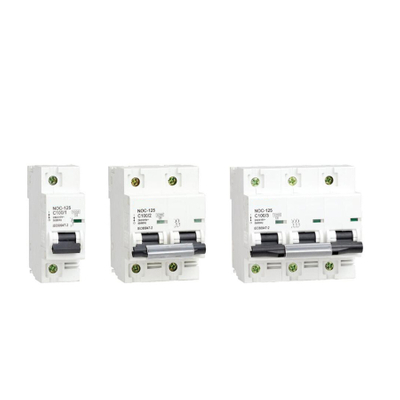 NOC-125 High Breaking Miniature Circuit Breaker
