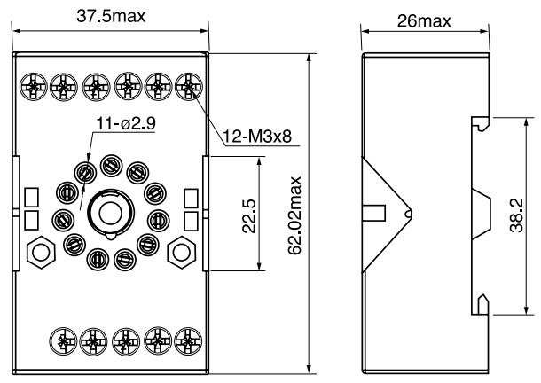 Relay Socket-94.4