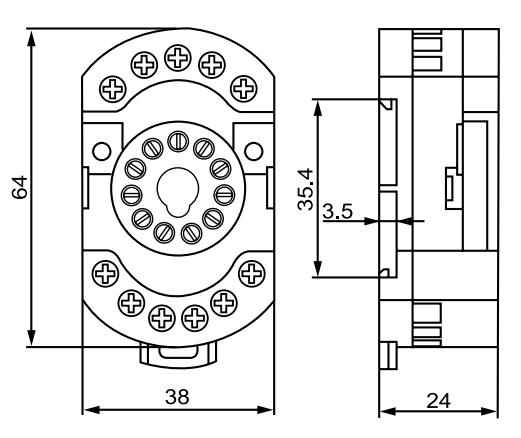 Relay Socket-90.23