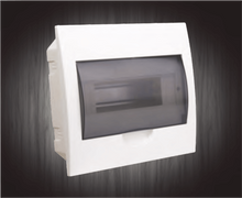 Distribution Box-TSM SERIES(Flush)-Transparent Cover(IP40)